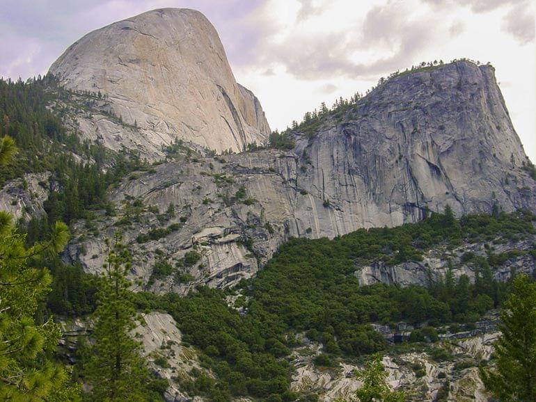 Liberty Cap, Yosemite NP