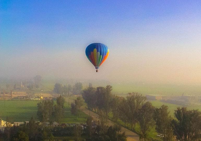 Soaring over Temecula, CA