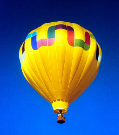 Serenity Hot Air Balloon
