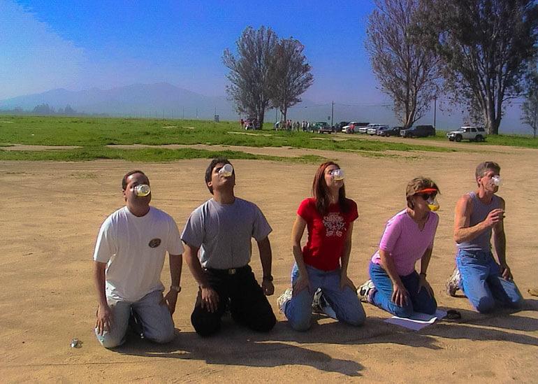 Serenity Balloon Team Initiation