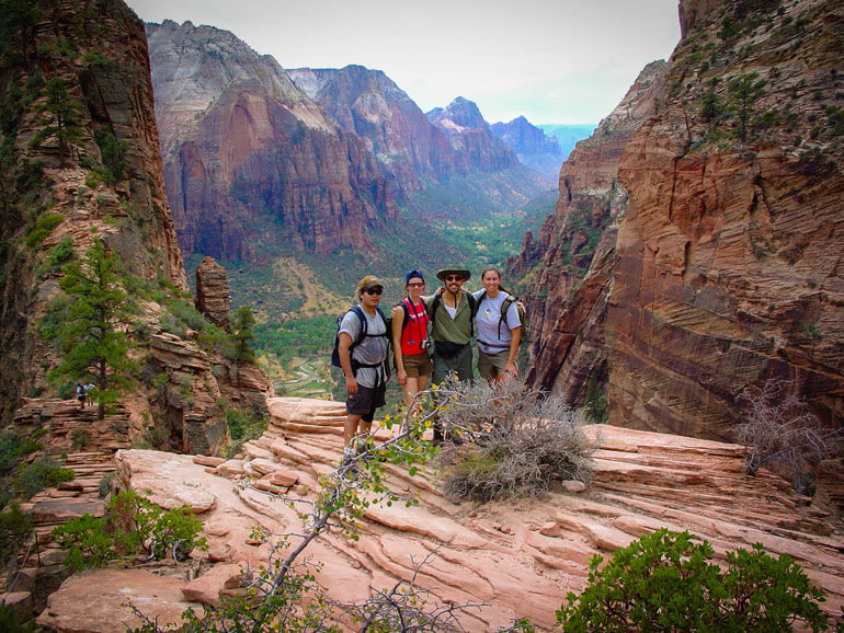 Photo at Angels Landing