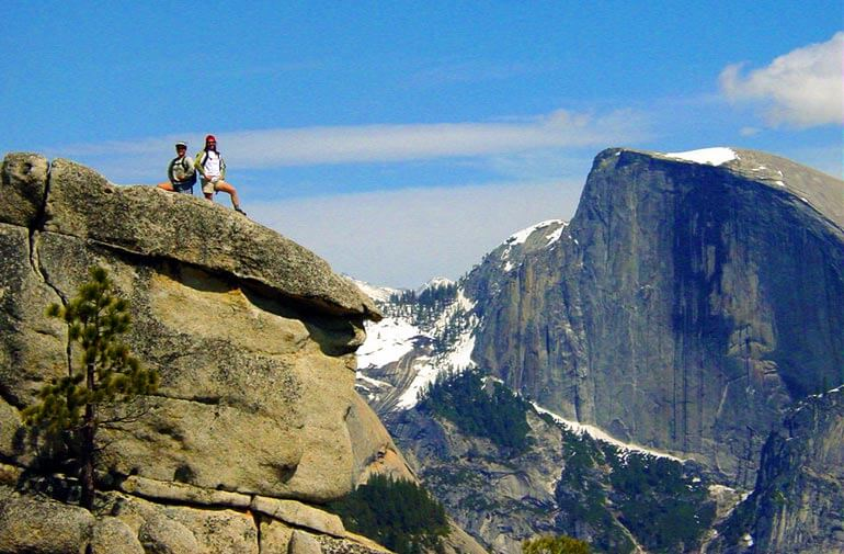 View from Yosemite Point