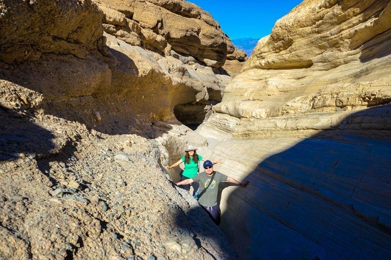 Slots of Mosaic Canyon