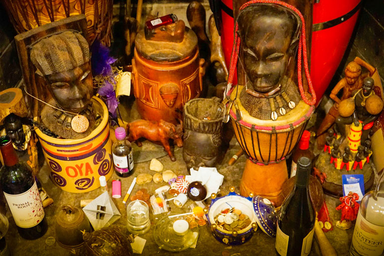 Voodoo Alter New Orleans