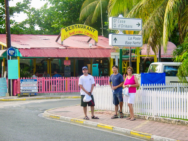The French Side of St Maarten