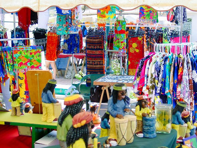 St Maarten Shopping