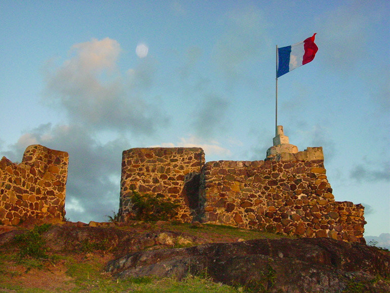 Fort Louis, St Maarten