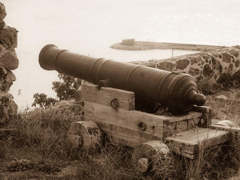 Fort Louis, St Maarten