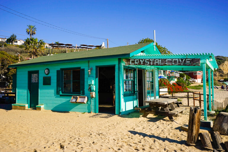 Crystal Cove Gallery