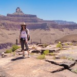Hiking The Bright Angel Trail In Grand Canyon