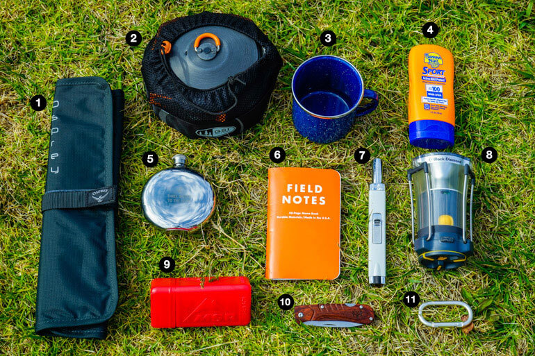 Essential Gear for Backpacking trip