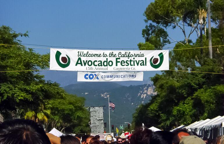 Avocado Festival Carpinteria