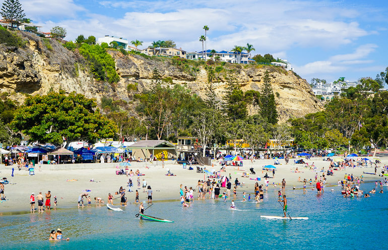 Dana Point Beach