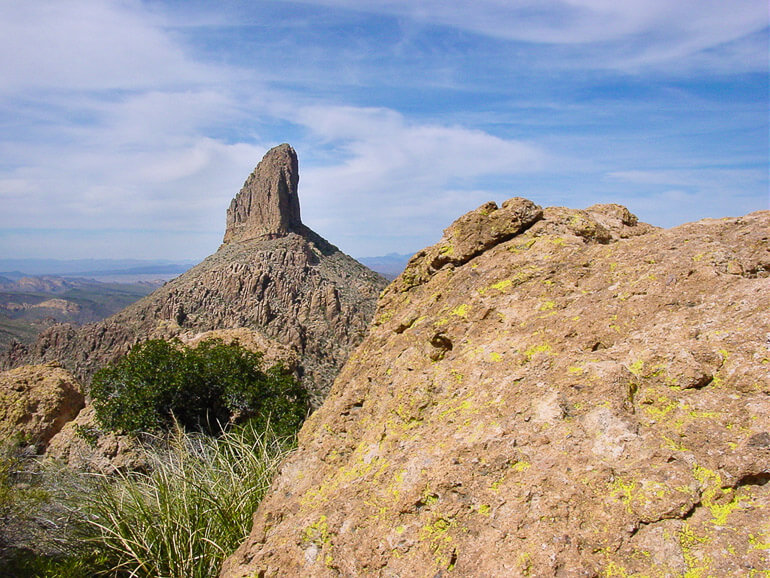 Weavers Needle Arizona
