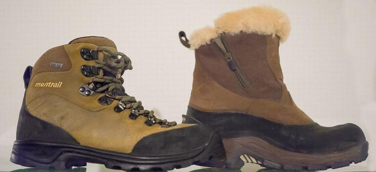 Snowshoe Boots