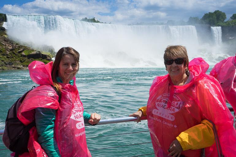 Hornblower Niagara Falls Boat Tour