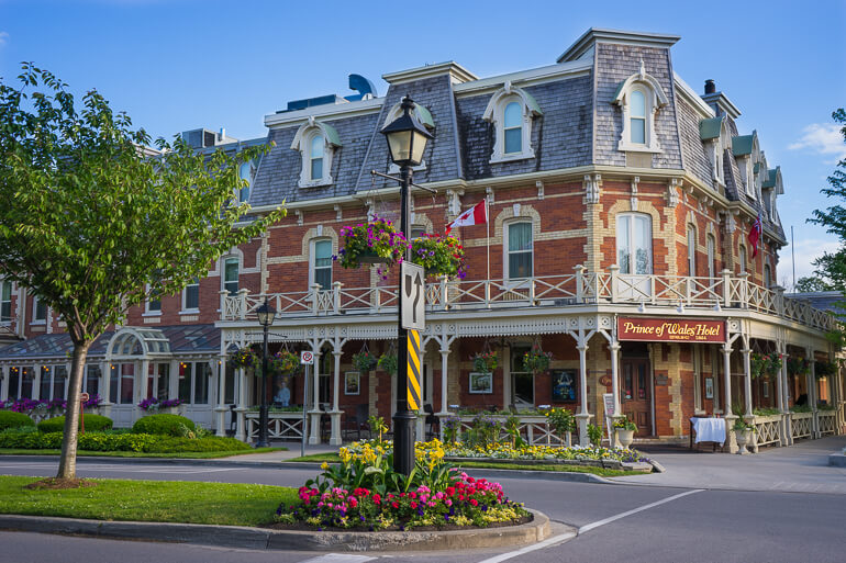 Prince of Wales Hotel in Niagara-on-the-Lake