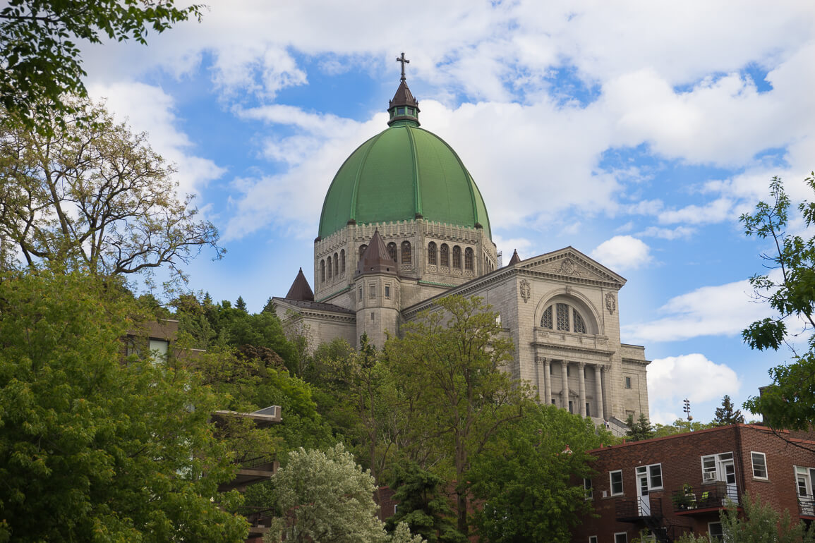 Saint-Joseph's Oratory of Mount Royal, Montreal