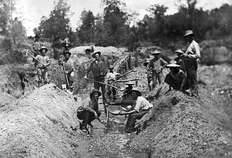 Sutter's Creek Miners