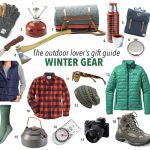 The Outdoors Winter Gear Gift Guide