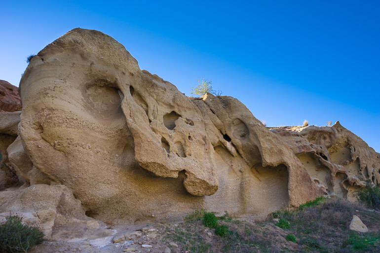 Interesting Formations at Vasquez Rocks