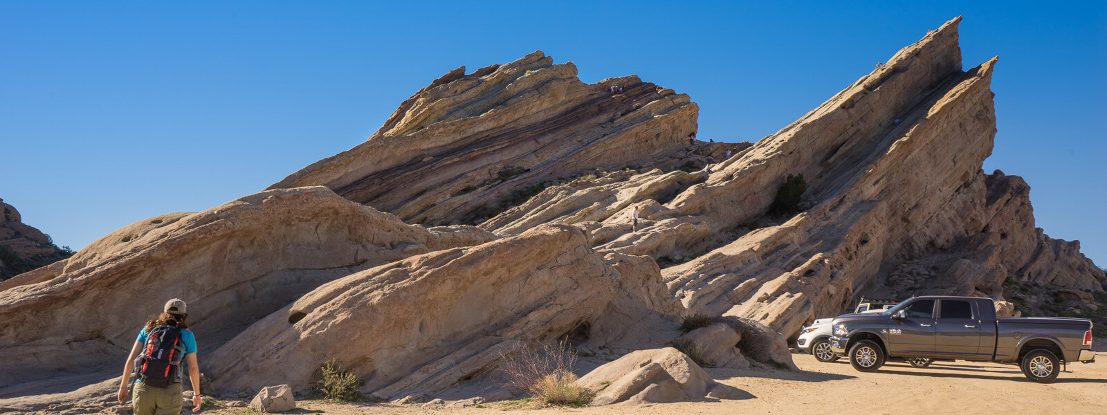 Hiking Vasquez Rocks