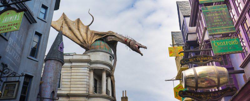 Wizarding World of Harry Potter Orlando